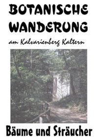 Botanische Wanderungen am Kalvarienberg